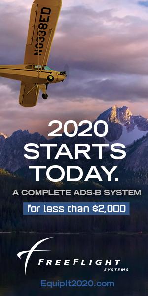 Aircraft-Avionics-ADSB-System